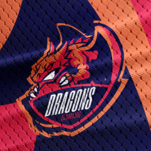 Dragon Gaming Esports Logo